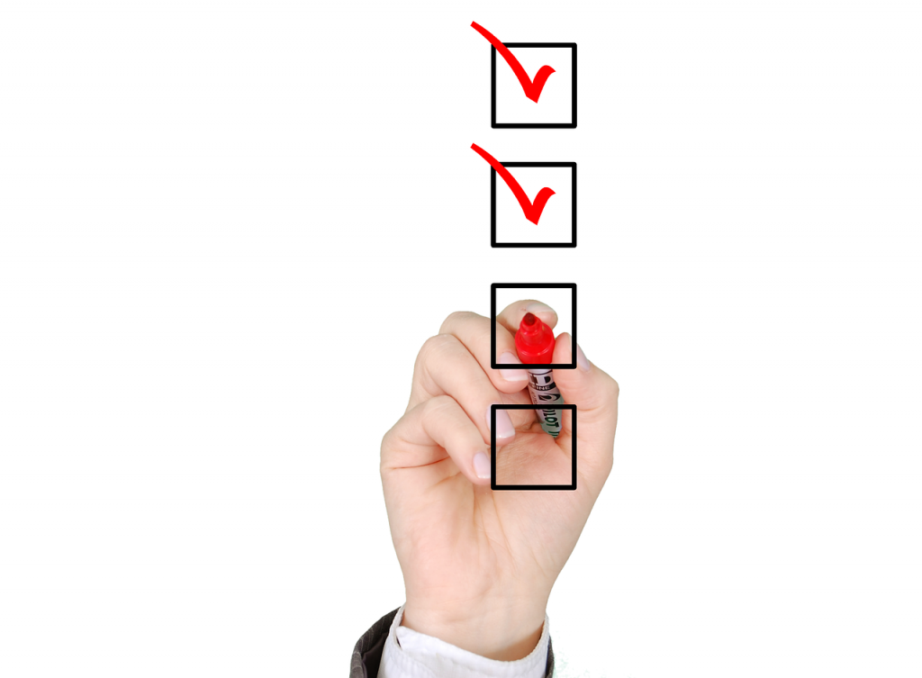 checklist list check 1919328 1024x753 - E-Learning Consulting